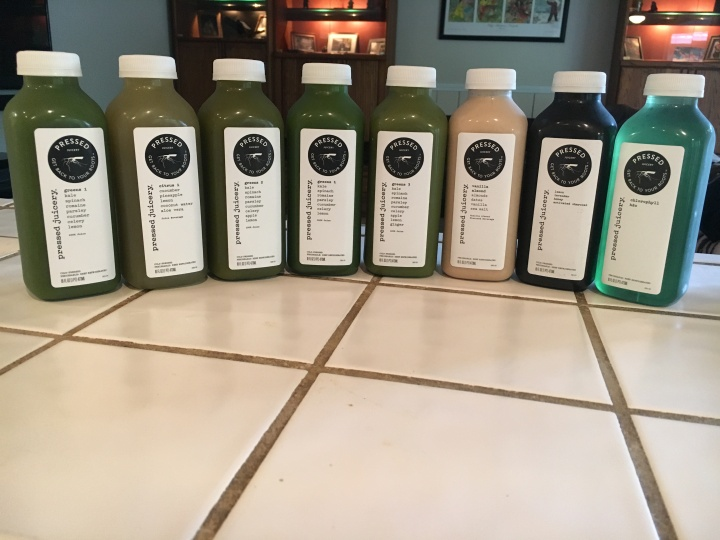 How to do a juice cleanse RIGHT!