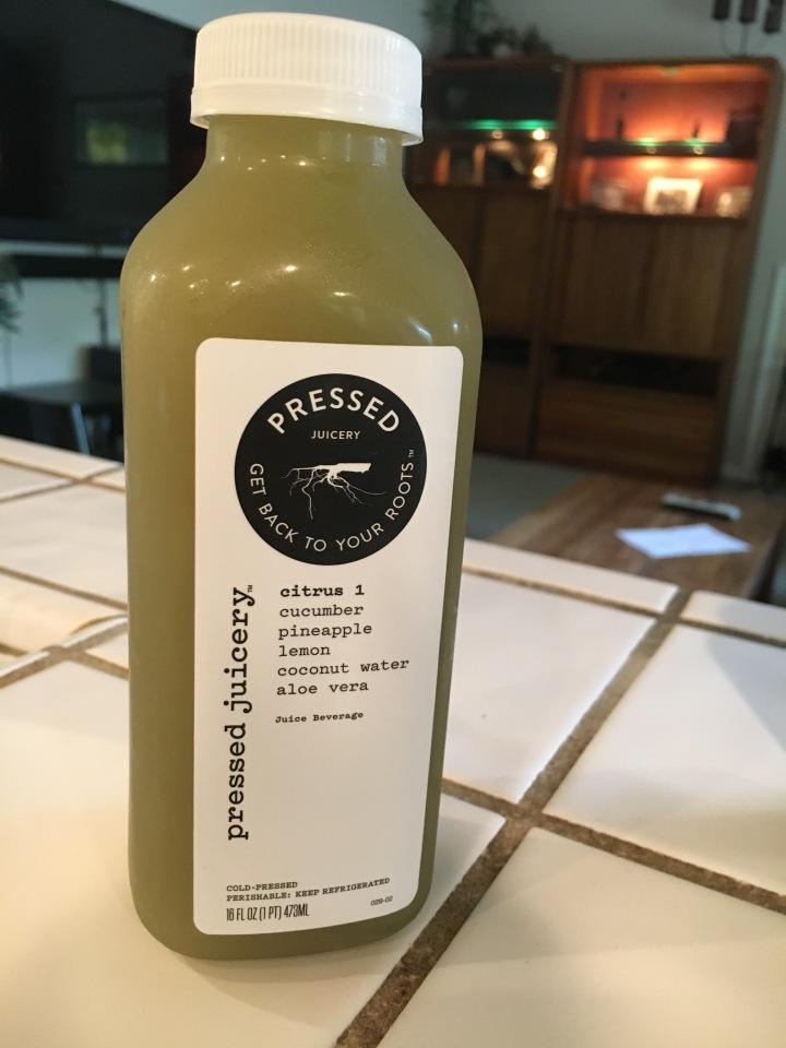 Pressed citrus #2