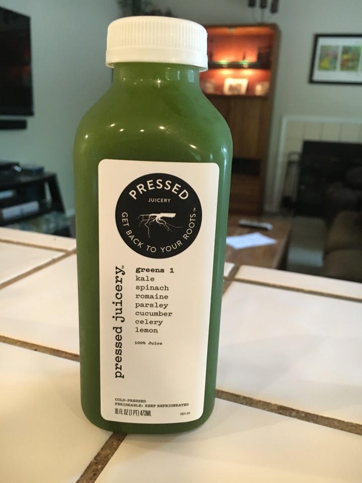 Pressed juice #1