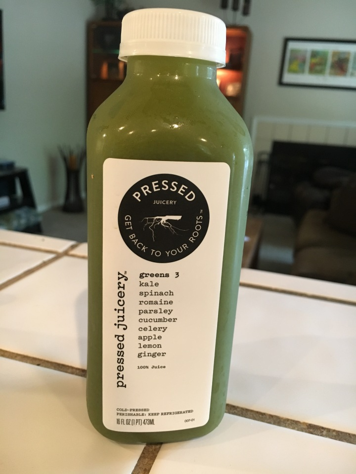 Pressed juice #5